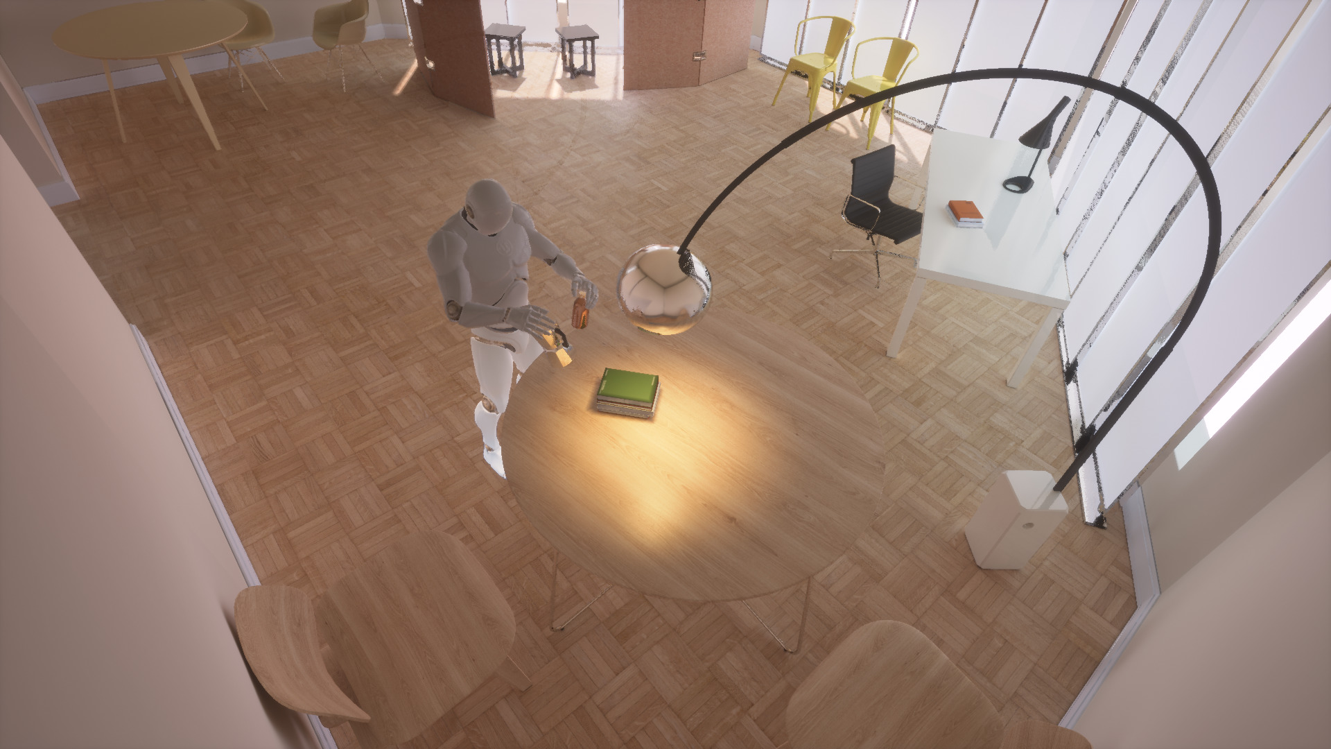 UnrealROX: A Photorealistic Virtual Reality Environment for Robotics